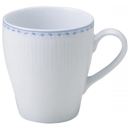 ナルミ(NARUMI)ブルーボーダー マグカップ 360cc(40795-2862)