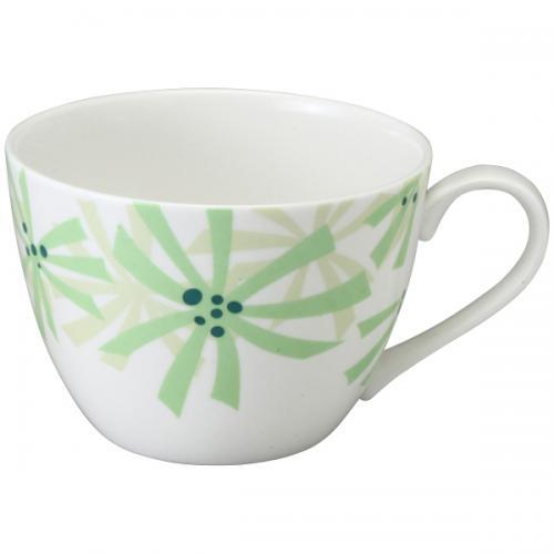ナルミ(NARUMI)Day+ スープカップ(グリーン) 590cc(41360-2892)