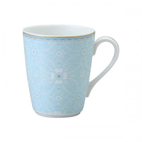 ナルミ(NARUMI)マグカップ(イングリッシュトラッドブルー) 300cc(41367-6152)