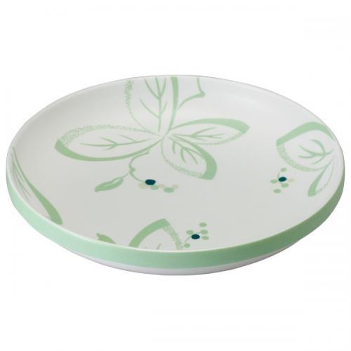 ナルミ(NARUMI)Day+ パスタプレート(緑) 22cm(41413-5882)