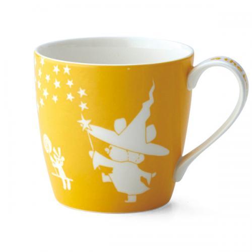 ナルミ(NARUMI)くまのがっこう マグカップ(まほうのつえ) 340cc(41582-2889)