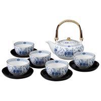 ナルミ(NARUMI)ミラノ 茶器揃い(茶托付)(9682-23031)