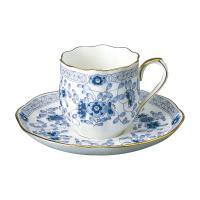 ミラノ エスプレッソコーヒーカップ&ソーサー(1客) 130cc(9682-6777)【キッチンタオルMP_GP】