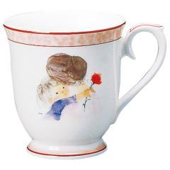 ナルミ(NARUMI)いわさきちひろ マグカップ(母の日) 290cc(50429-2635)