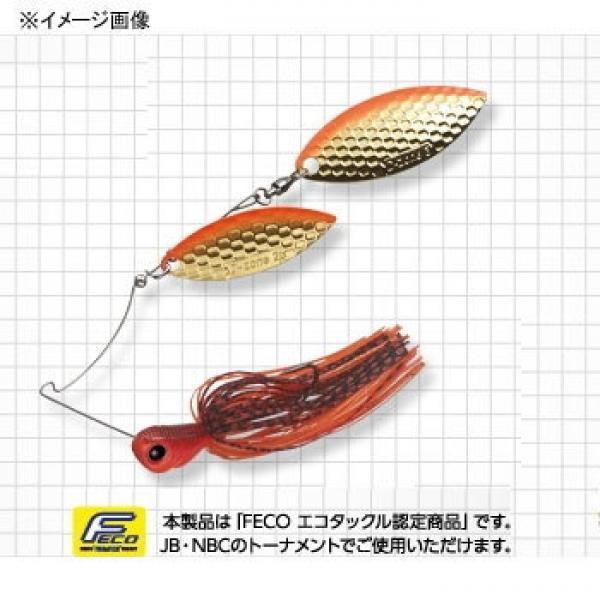 エバーグリーン バス釣り用ハードルアー Dゾーン TG ダブルウィローリーフ  1/2oz  #01 アユ
