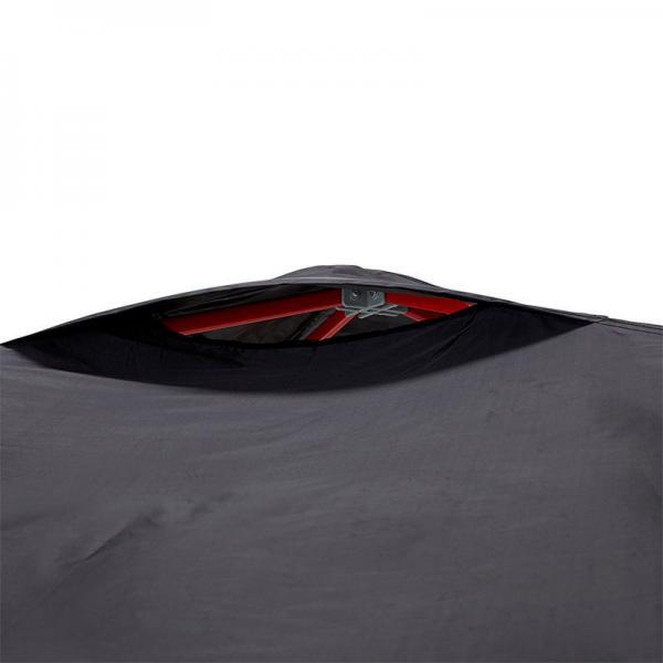 【送料無料】ロゴス イベントテント・タープ Qセットタープ 270+Qセットサイドウォール 270【お得な2点セット】  270  Black