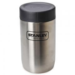 【送料無料】スタンレー お皿・ランチボックス 真空フードジャー(スリム)  0.41L  シルバー