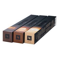 バリスタ・クリエーションズ ミルクレシピ コーヒーセット3本(30杯分) ネスプレッソ専用カプセルの画像