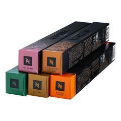 バランス 人気コーヒーセット 5本(50杯分) ネスプレッソ専用カプセル