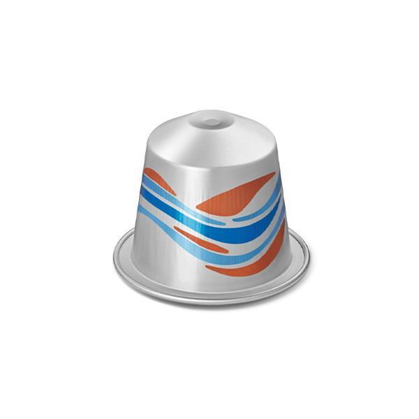 フラットホワイト・オーバー・アイス 1本(10個入) ネスプレッソ専用カプセル(数量限定コーヒー)