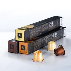 バリスタ・クリエーションズ フレーバーコーヒーセット 3本(30杯分) ネスプレッソ専用カプセルの画像