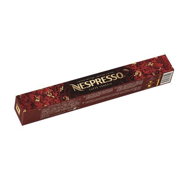 カフェ・ヴェネツィア 1本(10個入)ネスプレッソ
