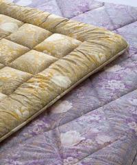 【送料無料】 【昭和西川】 ジェミール 羊毛敷き布団 2.8kg GE6903 ダブル 140×200cm PU