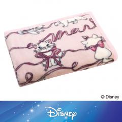 ニューマイヤー毛布/ディズニーマリー シングル 140×190cm ピンク Disney 送料無料 昭和西川