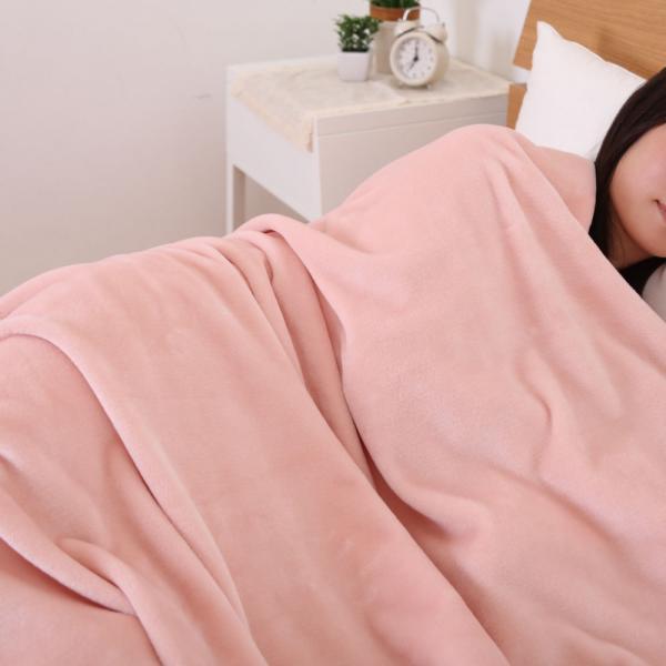 PK 2枚セット ニューマイヤー毛布 Sサイズ シングル 140×200cm ネットオリジナル ソリッド 快眠 送料無料 昭和西川