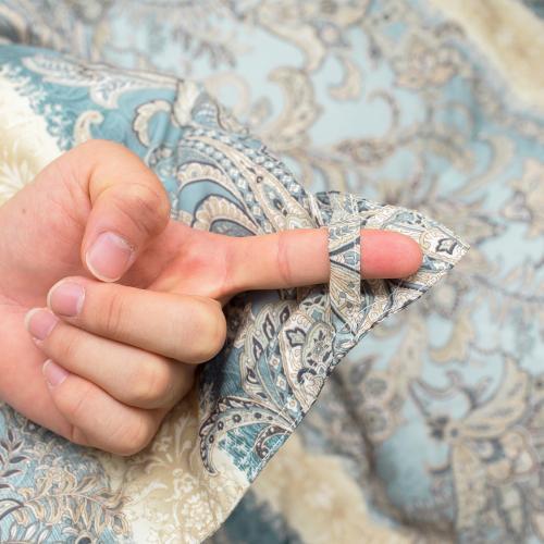 [Tポイント10倍]  羽毛掛け布団 カナダナチュラルダウン ホワイトダック90% 1.2kg (シングル)150×210cm PK ふとん 布団 [送料無料] [昭和西川] [日本製]
