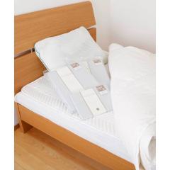 オリジナル寝具6点セット(ベッドパッド、羽毛布団、まくら、BOXシーツ、掛けふとんカバー、ピロケース) ベーシック ベッドパッドタイプ BL ふとん 布団 新生活 [送料無料] [昭和西川] [日本製]
