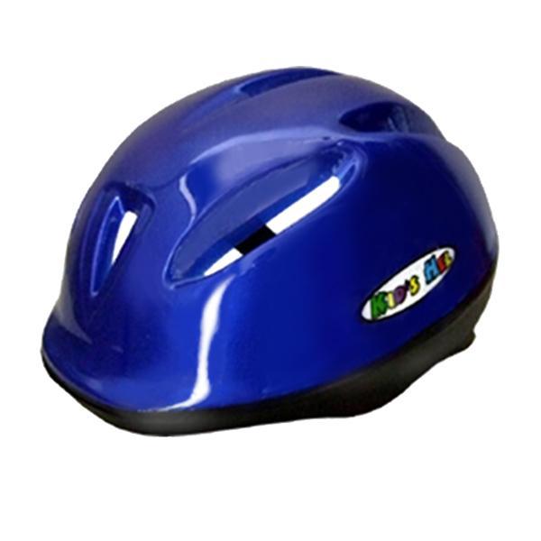 子供用ソフトヘルメット 48~52cm ブルー