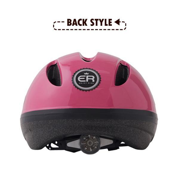 子供用ソフトヘルメット 48~52cm ピンク