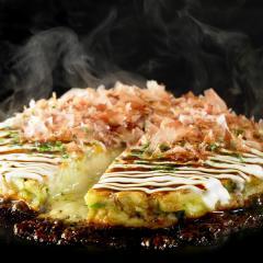 【千房】ねぎ焼チーズ1枚