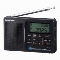 【送料無料】AudioComm ワイドFM DSPワールドレシーバー RAD-S600N 07-7975