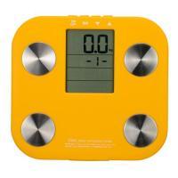 体重体組成計 オレンジ HB-K90-D 08-0033 OHM
