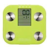 体重体組成計 グリーン HB-K90-G 08-0034 OHM