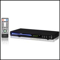 【送料無料】AudioComm HDMI端子付 DVDプレーヤー DVD-384Z 09-0384 OHM