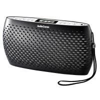 【送料無料】AudioComm ポータブルCD/MP3/ラジオ ブラック RCR-90Z-K 07-9810