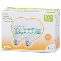 【20個セット】送料無料 エコデンキュウ 電球形蛍光灯 ボール球 E26 100形相当 電球色 EFG25EL/20N OHM st-0267