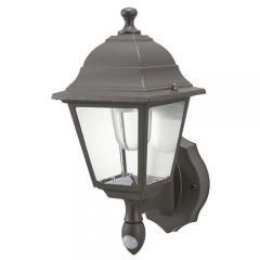 LEDセンサーライト 電池式 玄関灯 OHM LS-BH11DG4-T 07-8974