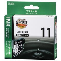 ブラザー LC11BK対応 互換インクカートリッジ INK-B11B-BK 01-4168