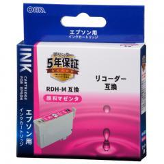エプソン リコーダー RDH-M対応 互換インクカートリッジ マゼンタ_INK-ERDHB-M 01-4310