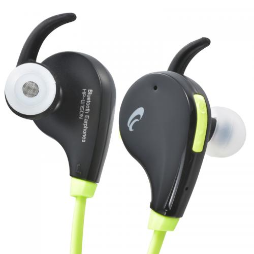 AudioComm ワイヤレスイヤホン スポーツタイプ_HP-W150N 03-1021