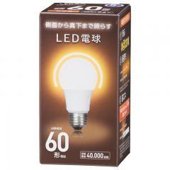 【web限定】LED電球 E26 60形相当 広配光 電球色 LDA7L-G AS2C2 06-3645 【10%OFFクーポンコード:KWDYK7W】
