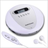 送料無料 ポータブルCDプレーヤー CDP-3866Z AudioComm 07-3866