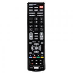 【アウトレット・訳あり】AudioComm テレビリモコン 日立 LEDライト付|AV-R330N-H 07-8533