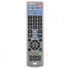 【アウトレット・訳あり】AudioComm テレビリモコン パナソニック LEDライト付 AV-R330N-P 07-8534 【10%OFFクーポンコード:KWDYK7W】