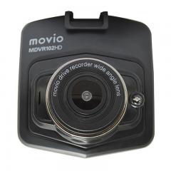 高画質HDドライブレコーダー movio ナガオカ MDVR102HD 13-3262