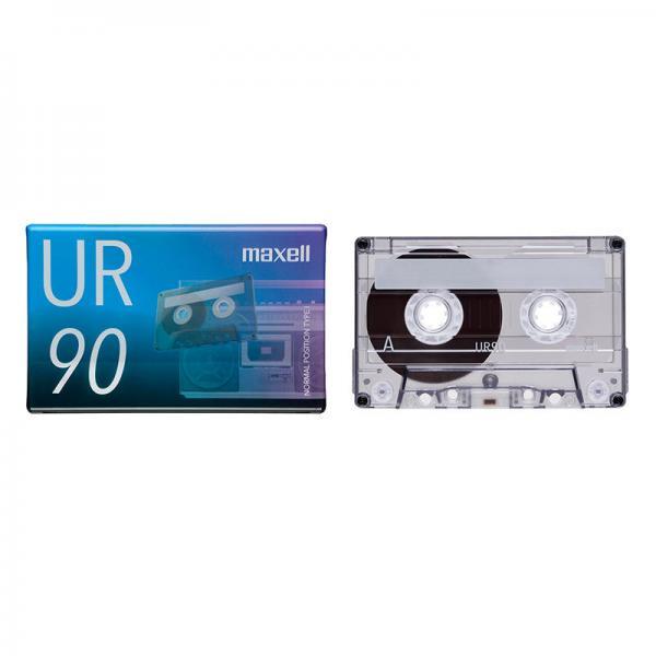マクセル maxell カセットテープ UR 90分|85400700 17-5158