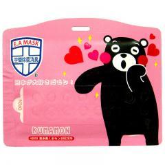新光 エコム エアマスク カードタイプ ピンク ES-010-P2 17-8697  【10%OFFクーポンコード:KWDYK7W】