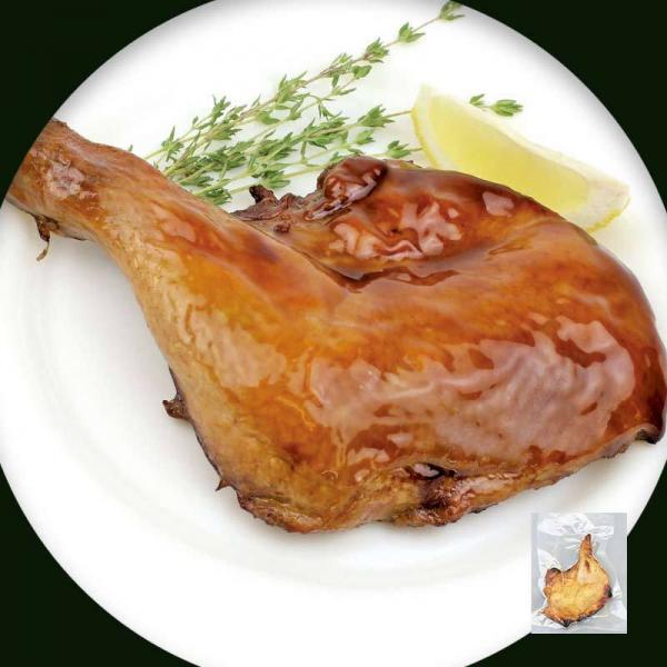 深川養鶏の骨付きももローストチキン