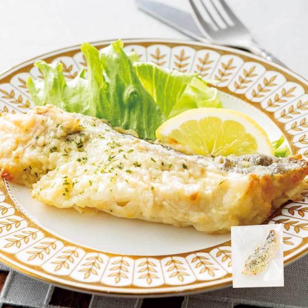 北海道産真鱈のムニエル