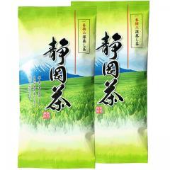【1個ならメール便で送料無料】静岡一番茶 100g×2袋セット