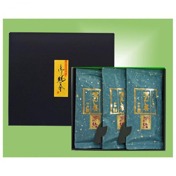 深むし茶 大井川の深緑 100g×3袋