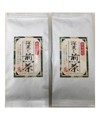 【メール便で送料無料】深蒸し煎茶 150g×2袋セット