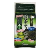 茶工場のまかない 緑茶ティーバッグ 5g×32P