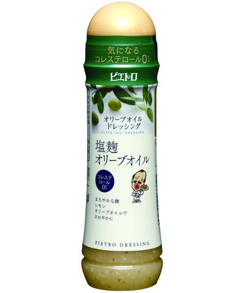 ピエトロドレッシング 塩麹オリーブオイル 180ml