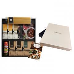 ピエトロ 特別な日の贅沢ディナーアレンジセット ギフト包装済 クーポン使用で送料無料