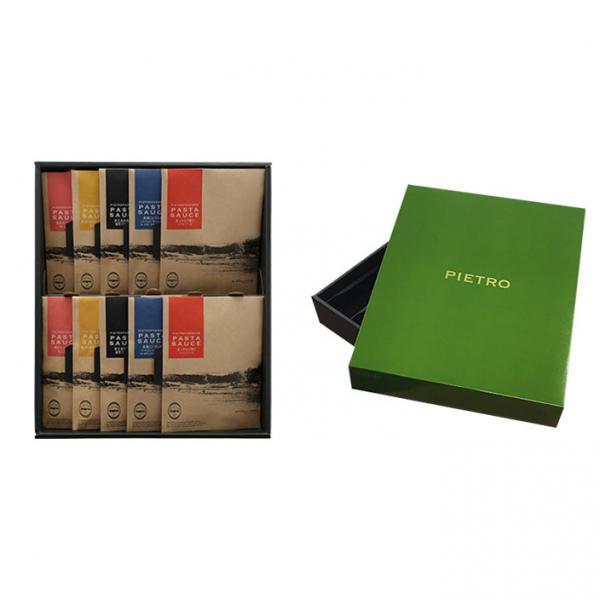 ピエトロ 夏の厳選パスタセット ギフト包装済 クーポン使用で送料無料